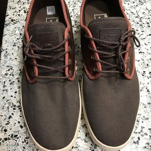 caae055593c237 Vans Shoes - VANS ludlow + Leather henna mens size 13